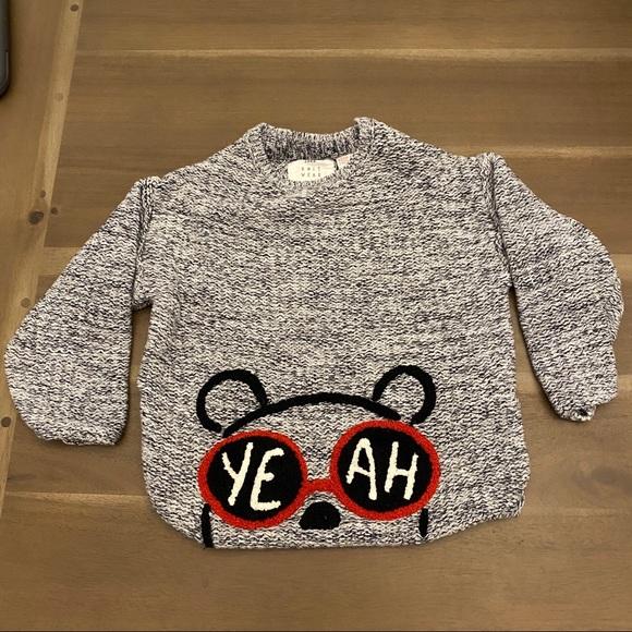 2/$20💥Zara Baby Boy Knit Sweater
